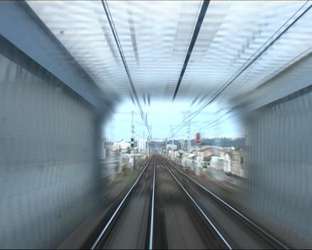 """Laurent Besse, """"Le Train"""""""